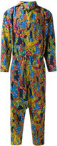 Issey Miyake patterned jumpsuit