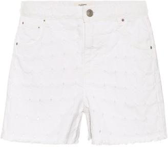 Etoile Isabel Marant Isabel Marant, étoile Felsey denim shorts