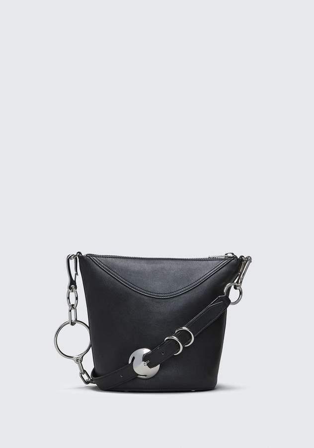 Alexander Wang BLACK ACE CROSSBODY Shoulder Bag