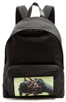 Givenchy Rottweiler-print Backpack