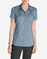 Eddie Bauer Women's Ahi Short-Sleeve Shirt