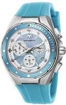 Technomarine Unisex 110006 Cruise Steel Chronograph Blue MOP Dial Watch