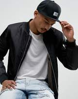 Alpha Industries Small Logo Cap In Black