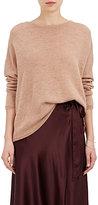 Masscob Women's Wool-Blend Crewneck Sweater