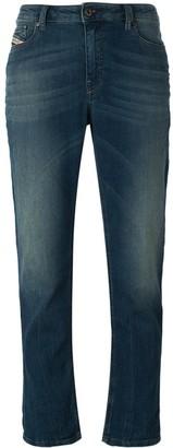 Diesel Cropped Loose Jeans