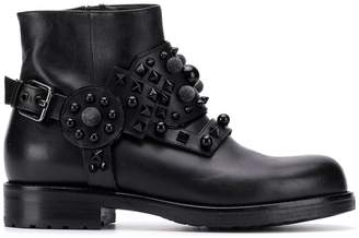 Albano studded ankle boots