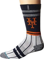 Stance Men's Mets Crew Sock
