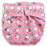 Bumkins Snap-In-One Cloth Diaper in Love Birds
