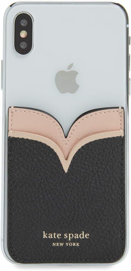 separation shoes 8b5e4 1684f Sam Double Sticker Phone Pocket