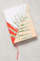 Anthropologie Summer Palm Journal