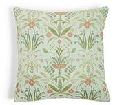 Marks and Spencer Floral Geo Chenille Cushion