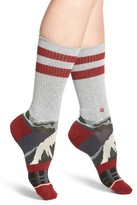 Stance Women's Happy Camper Crew Socks
