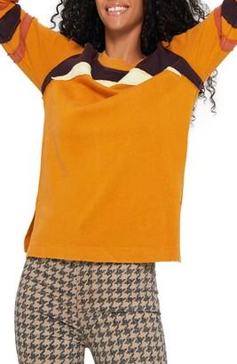 Free People Sinead Stripe T-Shirt