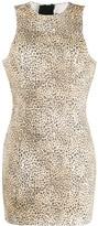 Alexander Wang Cheetah Print Dress