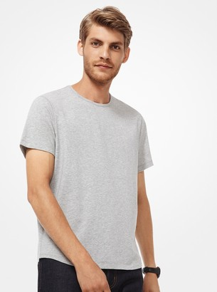 Michael Kors Stretch-Cotton T-Shirt