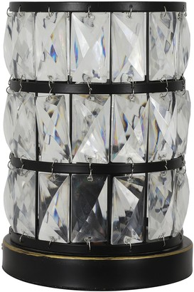 Decor Therapy Hayes Faceted Touch Control Uplight