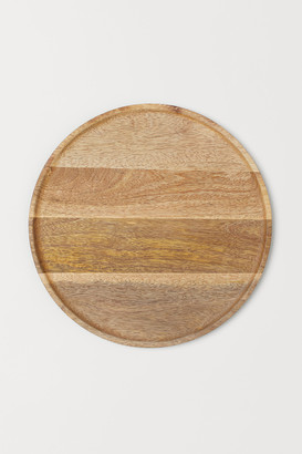 H&M Wooden Serving Dish