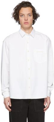 Jacquemus White La Chemise Simon Shirt