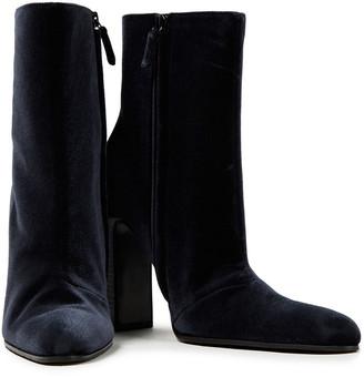 Balenciaga Velvet Sock Boots