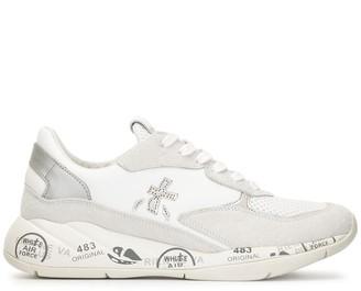 Premiata wedge heel Scarlet sneakers