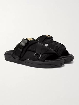 Visvim Christo Canvas Sandals