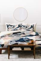 Deny Designs Laura Fedorowicz Abstract King Duvet Cover Set