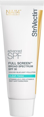 StriVectin Full Screen Broad Spectrum SPF 30 Clear Finish Sunscreen