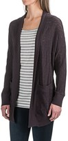 Allen Allen Cardigan Sweater (For Women)