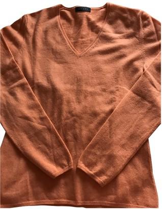 Hobbs Orange Cashmere Knitwear for Women