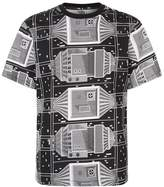 Billionaire Boys Club Skyscraper Printed T-Shirt