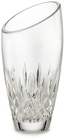 Waterford Lismore Essence Angled Round Vase, 7""