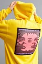 Division Of Labor Supernatural Patch Hoodie Sweatshirt