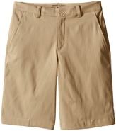 Nike Flat Front Shorts (Little Kids/Big Kids)