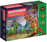 Magformers 81-pc. Walking Dinosaur Set