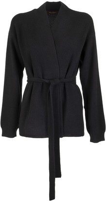 Max Mara Appia Wool And Cashmere Cardigan