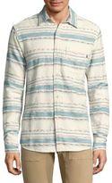 Sol Angeles Casual Button-Down Sedona Stripe Shirt