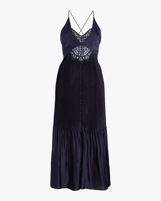 Jonathan Simkhai Pleated Midi Dress