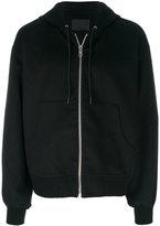 Alexander Wang zip up hoodie