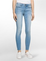 Calvin Klein Curvy Skinny Ankle Jeans