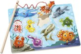 Melissa & Doug Fishing Magnetic Puzzle Game (10 pc)