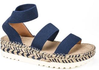 White Mountain Flatform Sandals - Kolton