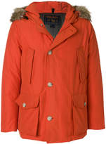 Woolrich arctic hooded jacket