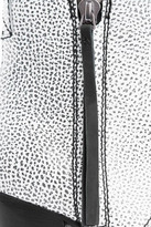 Acne Pistol Boot in Black/White