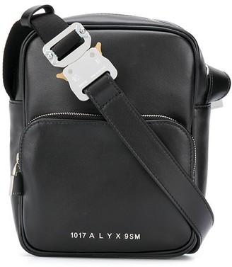 Alyx Buckle-Strap Messenger Bag