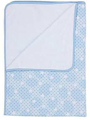 Camilla And Marc Bolin Bolon, Blanket for Cot, 140 x 100 cm, Blue (Bleu)