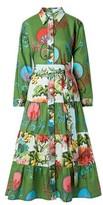 Thumbnail for your product : RIANNA + NINA Midi dress
