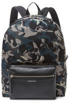 Alexander McQueen Camouflage Print Backpack