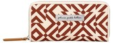 Petunia Pickle Bottom Infant Girl's 'Wanderlust' Wallet - Ivory
