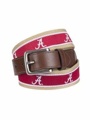 NCAA Collegiate Collection Men's College Ribbon Overlay Belt