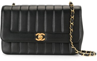 Chanel Pre Owned 1992 Mademoiselle shoulder bag